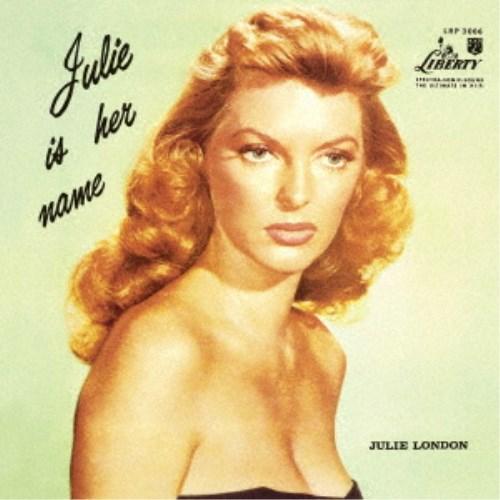 CD-OFFSALE ジュリー ロンドン 彼女の名はジュリー Vol.1 CD 初回限定 新品未使用正規品 国内送料無料