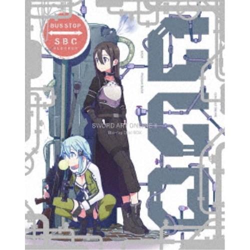 【送料無料】ソードアート・オンラインII Blu-ray Disc BOX《完全生産限定版》 (初回限定) 【Blu-ray】