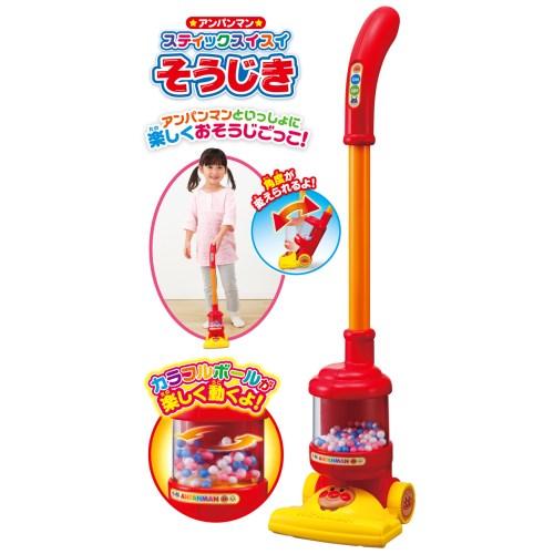 アンパンマン スティックスイスイそうじきおもちゃ こども 新着 売買 子供 ままごと ごっこ 女の子 3歳
