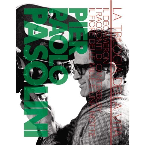 【送料無料】ピエル・パオロ・パゾリーニ監督「生の三部作」 <HDニューマスター版> Blu-ray-BOX 【Blu-ray】