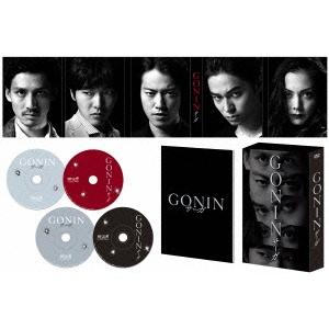 GONINサーガ ディレクターズ・ロングバージョン DVD BOX 【DVD】