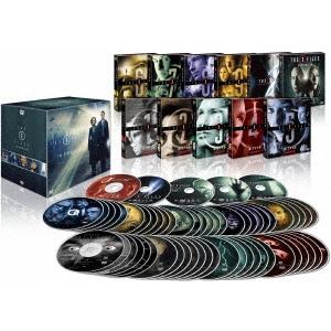 【送料無料】X-ファイル コンプリート DVD-BOX 【DVD】