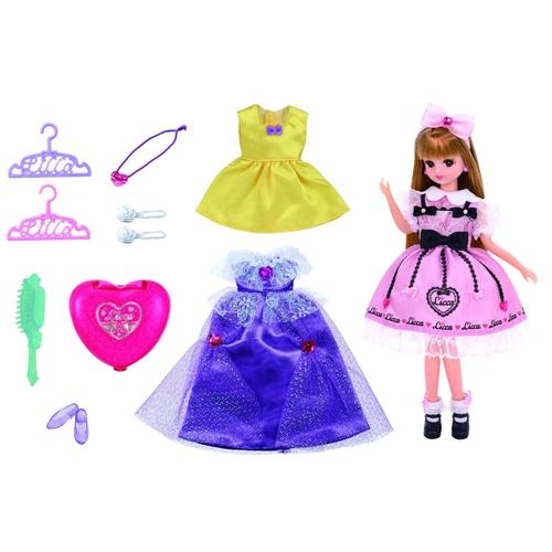 リカちゃん お値打ち価格で LD-01 大注目 だいすきリカちゃん ギフトセット おもちゃ こども 子供 人形遊び 女の子 3歳