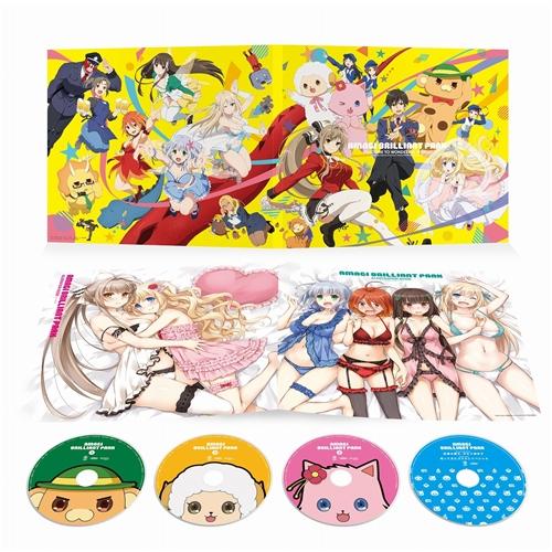 甘城ブリリアントパーク Blu-ray BOX (初回限定) 【Blu-ray】
