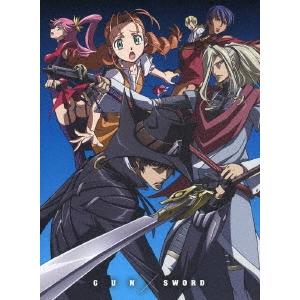 【送料無料】ガン×ソード Blu-ray BOX《完全限定版》 (初回限定) 【Blu-ray】