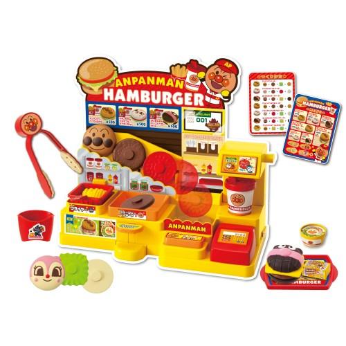 100%品質保証 アンパンマン ジュージューころころ 爆売り おしゃべりハンバーガー屋さん 日本おもちゃ大賞2021 共遊玩具部門 優秀賞 こども 子供 おもちゃ 勉強 知育 3歳