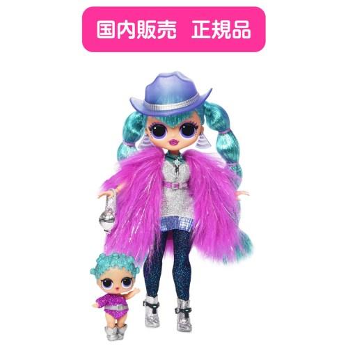 L.O.L. サプライズ! ウィンターディスコ O.M.G. コズミック ノヴァ おもちゃ こども 子供 女の子 人形遊び 6歳