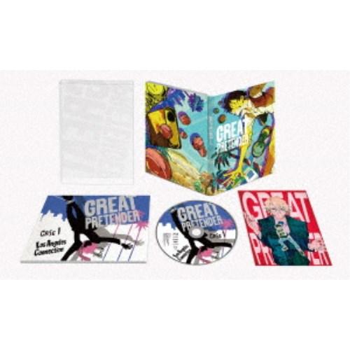 「GREAT PRETENDER」 CASE 1 ロサンゼルス・コネクション 【Blu-ray】