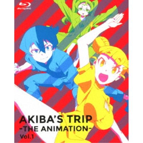 【送料無料】「AKIBA'S TRIP -THE ANIMATION-」Blu-rayボックス Vol.1 【Blu-ray】