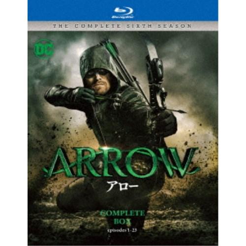 ARROW/アロー<シックス・シーズン> コンプリート・ボックス 【Blu-ray】