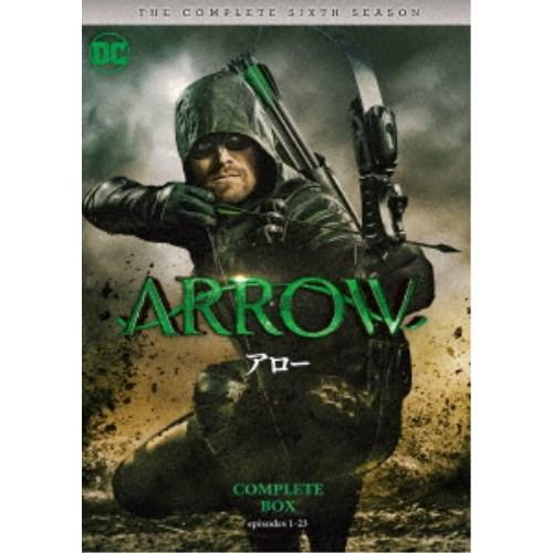 【送料無料】ARROW/アロー<シックス・シーズン> コンプリート・ボックス 【DVD】