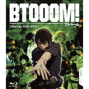 【送料無料】BTOOOM! Blu-ray Disc BOX 【Blu-ray】