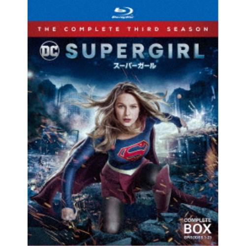 【送料無料】SUPERGIRL/スーパーガール <サード・シーズン> コンプリート・ボックス 【Blu-ray】