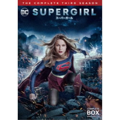 【送料無料】SUPERGIRL/スーパーガール <サード・シーズン> コンプリート・ボックス 【DVD】
