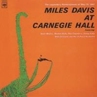 CD-OFFSALE 記念日 マイルス デイヴィス アット カーネギー ホール CD スーパーSALE セール期間限定
