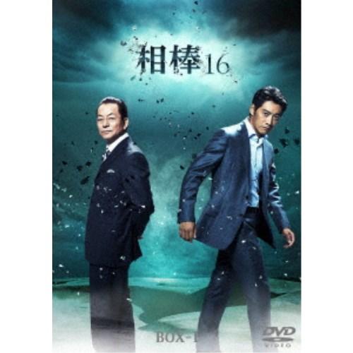 【送料無料】相棒 season 16 DVD-BOX I 【DVD】