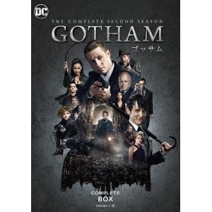 【送料無料】GOTHAM/ゴッサム <セカンド・シーズン> コンプリート・ボックス 【DVD】