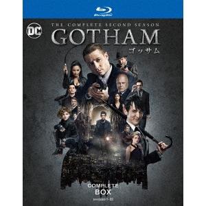 【送料無料】GOTHAM/ゴッサム <セカンド・シーズン> コンプリート・ボックス 【Blu-ray】