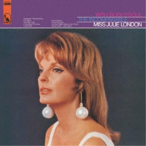 ジュリー ロンドン ウィズ ボディ CD 信憑 人気ブランド アンド ソウル 初回限定