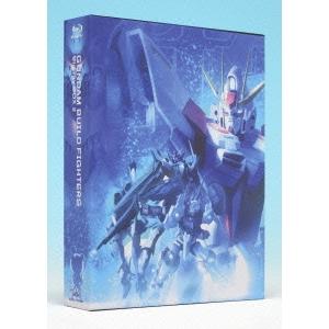 ガンダムビルドファイターズ Blu-ray BOX 2 スタンダード版 (期間限定) 【Blu-ray】