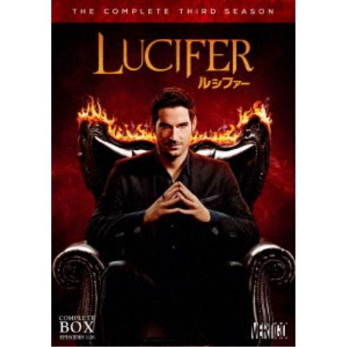 【送料無料】LUCIFER/ルシファー <サード・シーズン> コンプリート・ボックス 【DVD】
