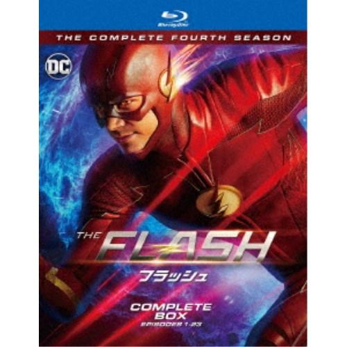 【送料無料】THE FLASH/フラッシュ <フォース・シーズン> コンプリート・ボックス 【Blu-ray】