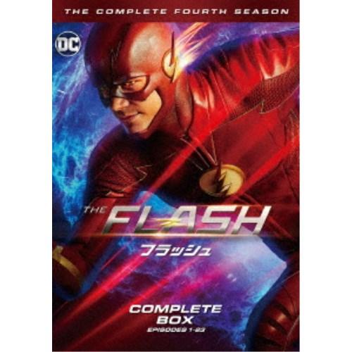 【送料無料】THE FLASH/フラッシュ <フォース・シーズン> コンプリート・ボックス 【DVD】