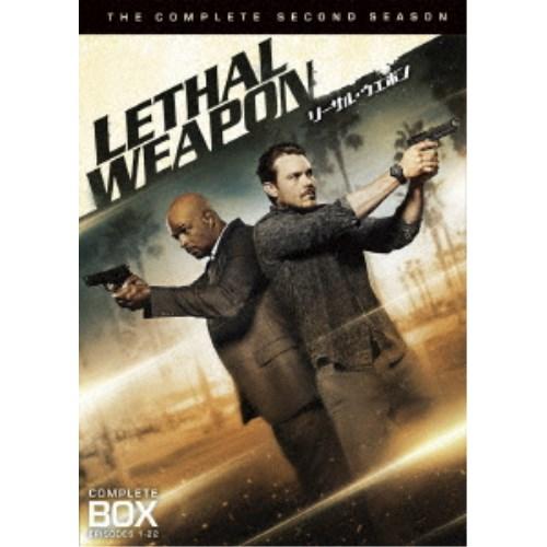 リーサル・ウェポン<セカンド・シーズン>DVD コンプリート・ボックス 【DVD】