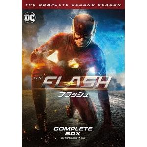 THE FLASH/フラッシュ <セカンド・シーズン> コンプリート・ボックス 【DVD】
