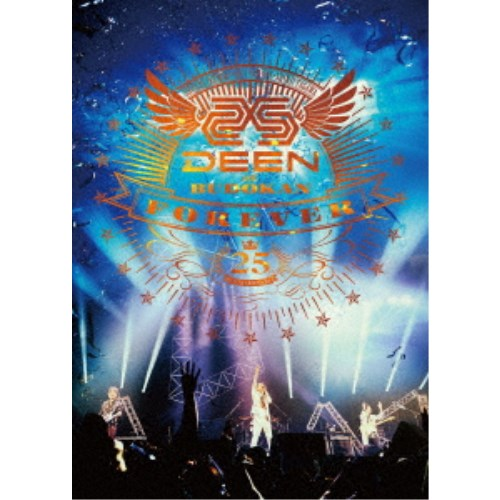 DEEN/DEEN at BUDOKAN FOREVER ~25th Anniversary~《完全生産限定プレミアム版》 (初回限定) 【Blu-ray】