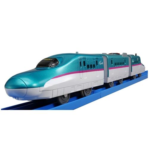 プラレール S-03 E5系新幹線はやぶさ 連結仕様 おもちゃ 定番から日本未入荷 3歳 男の子 こども 通販 激安◆ 電車 子供