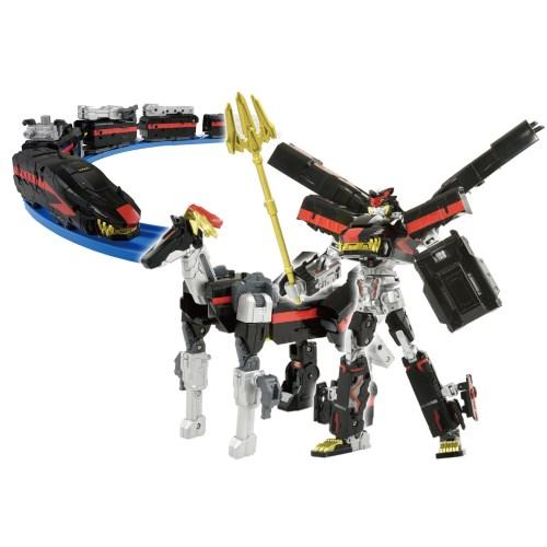 新幹線変形ロボ シンカリオンZ ダークシンカリオンおもちゃ こども 子供 男の子 電車 3歳 プラレール