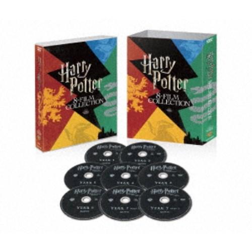 ハリー・ポッター 8-Film Set <バック・トゥ・ホグワーツ仕様> (初回限定) 【DVD】