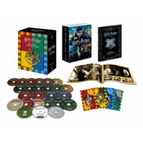 【送料無料】ハリー・ポッター コンプリート 8-Film BOX <バック・トゥ・ホグワーツ仕様> (初回限定) 【Blu-ray】