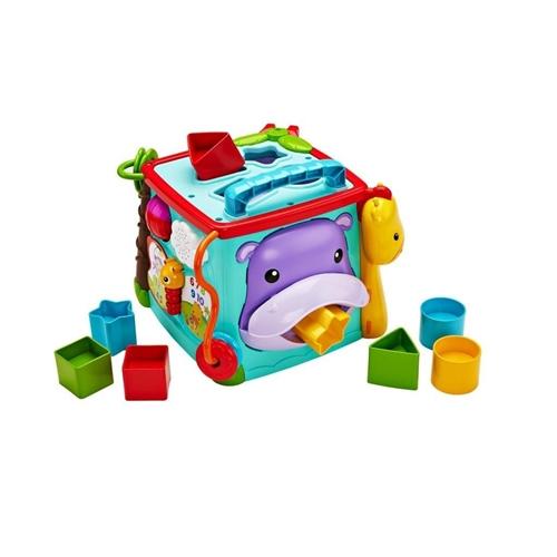 フィッシャープライス バイリンガル・ラーニングボックス  おもちゃ こども 子供 知育 勉強 0歳6ヶ月