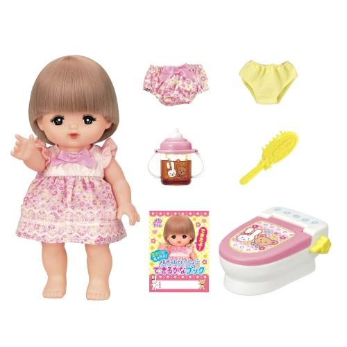 メルちゃん 超激安 2さいになったら おトイレできたねセットおもちゃ 爆安プライス こども 女の子 人形遊び 子供 2歳