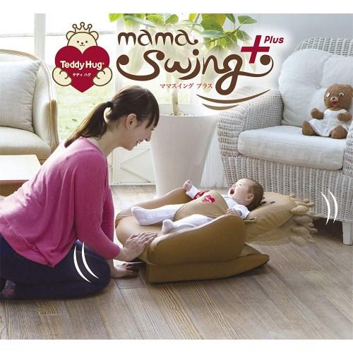テディハグ ママスイング+ おもちゃ こども 子供 知育 勉強 ベビー
