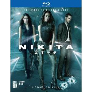 【送料無料】NIKITA/ニキータ <セカンド・シーズン> コンプリート・ボックス 【Blu-ray】