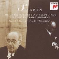 CD-OFFSALE ルドルフ ゼルキン CD 無料サンプルOK ソナタ2 日本正規代理店品 ベートーヴェン:ピアノ