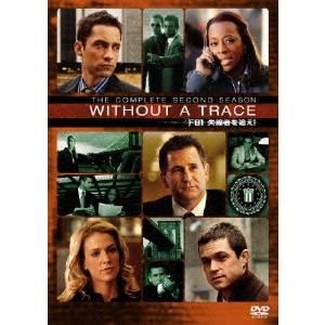 【送料無料】WITHOUT A TRACE/FBI 失踪者を追え!<セカンド・シーズン> コレクターズ・ボックス 【DVD】