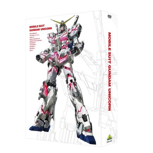 機動戦士ガンダムUC DVD-BOX (期間限定) 【DVD】