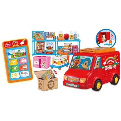 ピッ と注文 サッとお届け アンパンマンの宅配便 日本おもちゃ大賞2021 人気商品 コミュニケーション アウトレットセール 特集 トイ部門 優秀賞 おもちゃ こども 知育 3歳 勉強 子供