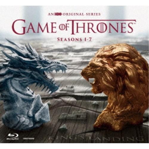 ゲーム・オブ・スローンズ <第一章~第七章> ブルーレイ・ボックス《通常版》 【Blu-ray】