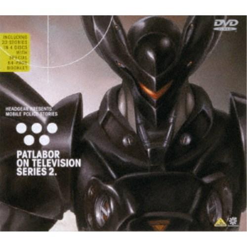 機動警察パトレイバー ON TV DVD-BOX2 【DVD】