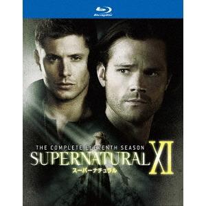 SUPERNATURAL XI スーパーナチュラル <イレブン・シーズン> コンプリート・ボックス 【Blu-ray】