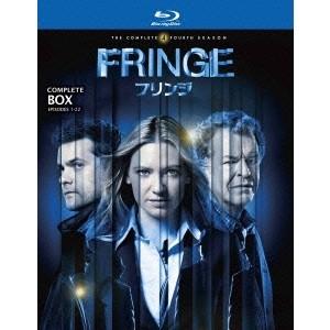 FRINGE/フリンジ<フォース・シーズン> コンプリート・ボックス 【Blu-ray】