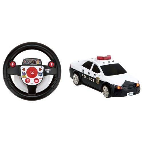 安い 激安 プチプラ 高品質 RC うんてんしちゃお パトロールカーおもちゃ こども 人気の定番 5歳 子供 ラジコン