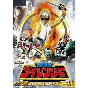 五星戦隊ダイレンジャー VOL.4 【DVD】