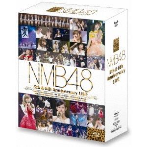 【送料無料】NMB48/NMB48 5th & 6th Anniversary LIVE 【Blu-ray】