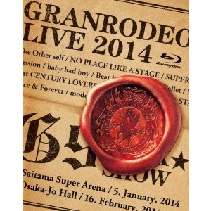 GRANRODEO/GRANRODEO LIVE 2014 G9 ROCK☆SHOW 【Blu-ray】